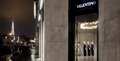 Valentino and YNAP create omnichannel model