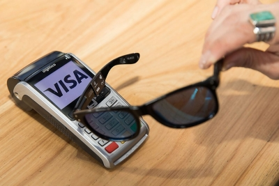 Visa's cool new payment option – shades