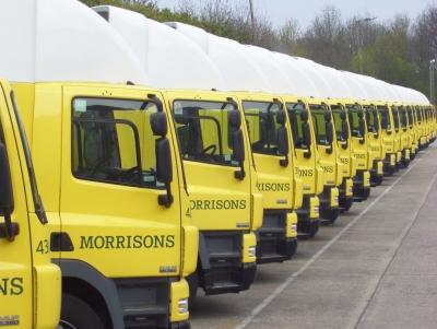 COVID-19: Morrisons scales up fleet