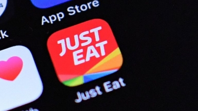 Just Eat orders machine learning