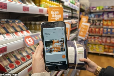 Sainsbury's launches UK's first till-free store