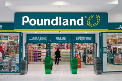 Poundland owner chooses platform for growth