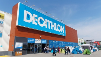 Decathlon implements platform for expansion