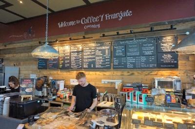 Coffee #1 takes on new owner's EPOS
