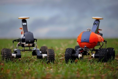 John Lewis trialling farmbots