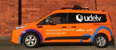 Walmart trials driverless vehicles