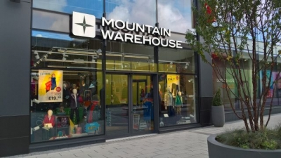 Mountain Warehouse peaks with RFID rollout