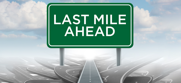Going the Last Mile