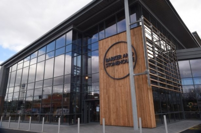 Barker and Stonehouse sitting pretty with logistics software