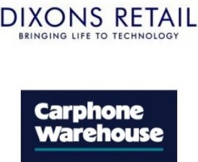 Dixons & Carphone Warehouse confirm merger talks