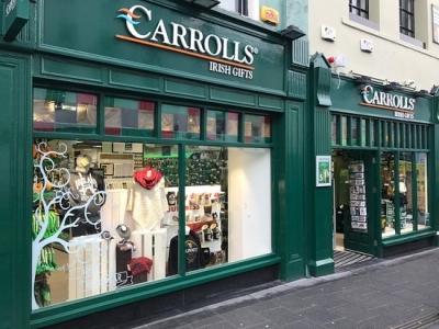 Carrolls Irish Gifts optimises ecommerce