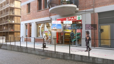 Spar increases sales 10.5% with digital signage
