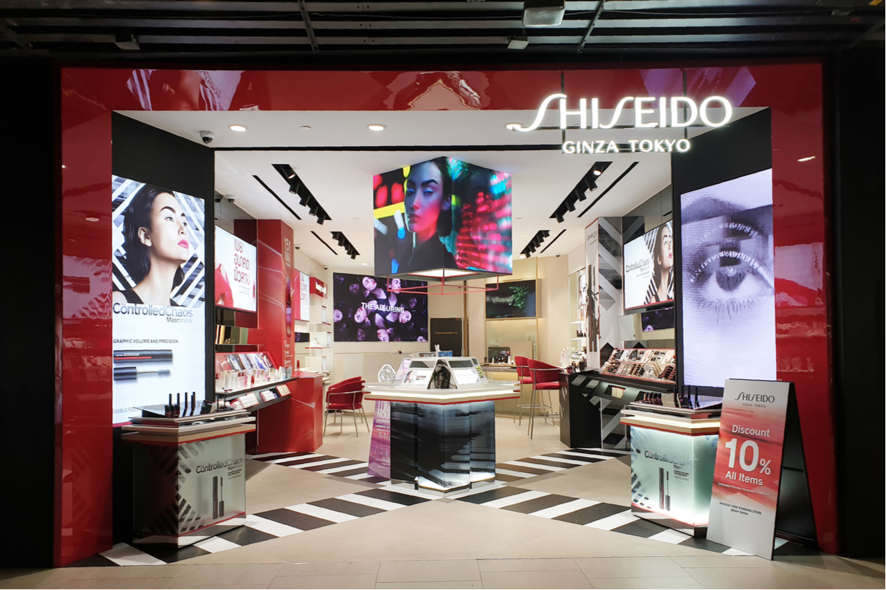 Shiseido gets logistics makeover