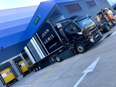 John Lewis boosts delivery with new software