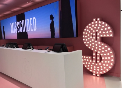 Missguided technology gets physical