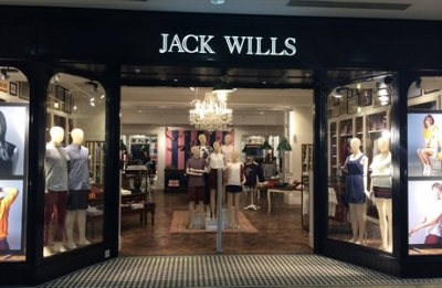Jack Wills wins with personal touch