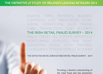 Shoplifting and employee theft top Irish retail concerns