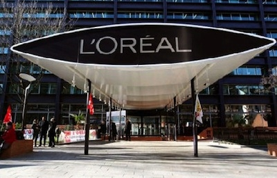 L'Oréal e-commerce platform goes global