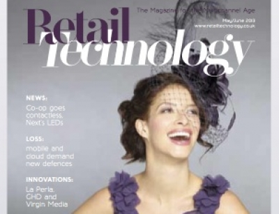 Retail Technology magazine gets a new look