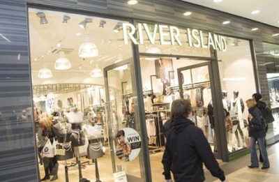 River Island plans to support growth strategy