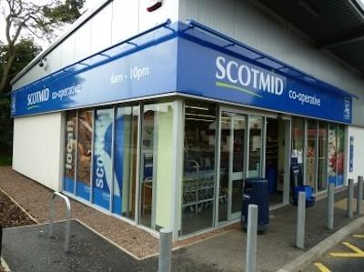 Scotmid introduces self-checkout instore