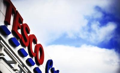 Tesco updates EPoS cash drawers