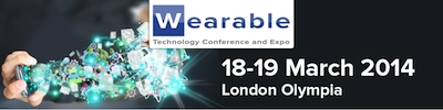 New event to showcase wearable technology