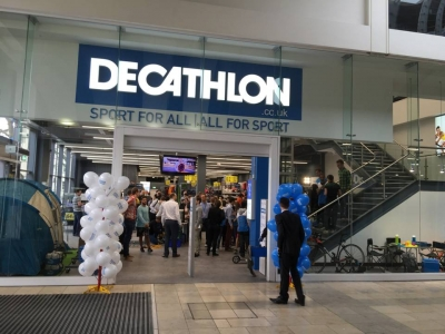 Decathlon going for gold with marketing software
