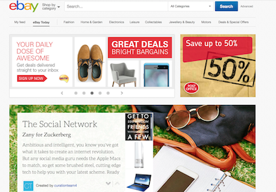 STUDY: eBay celebrates 15th UK anniversary