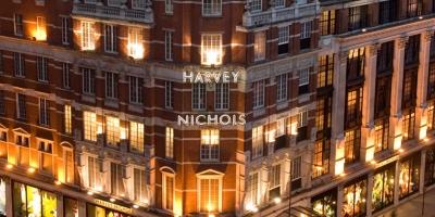 Harvey Nichols to bridge online and offline worlds
