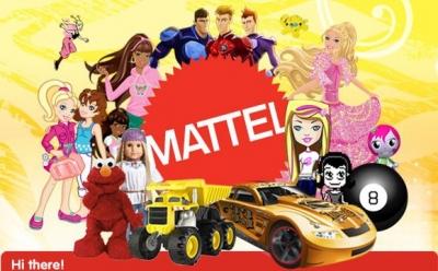 Mattel to transform supply chain