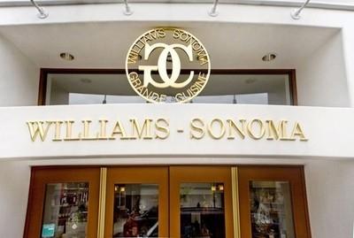 Williams-Sonoma preps for UK debut